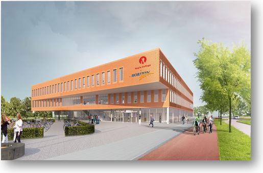 Nieuwbouw Horizon College En Regio College Purmerend