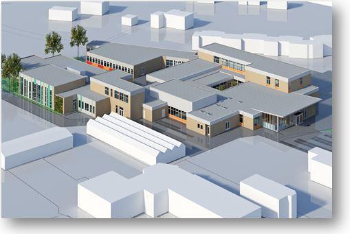 Uitbreiding VMBO Wellantcollege Te Montfoort.