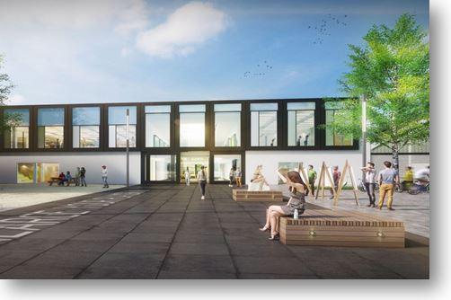 Uitbereiding TU-Delft Sport En Cultuur