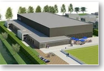 Nieuwbouw Sporthal Te Alblasserdam