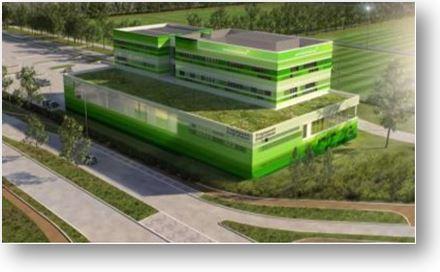 Nieuwbouw Topsportzorgcentrum In Groningen