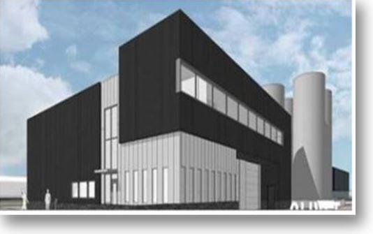 Nieuwbouw Bedrijfspand OliVet Te Dortrecht