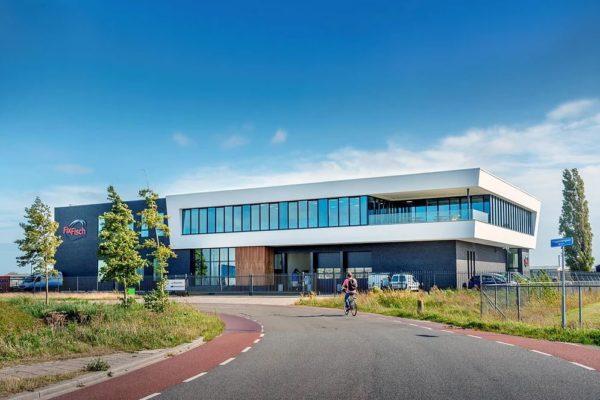 Uitbreiding Bedrijfsruimte De Roysloot 1 Te Rijnsburg