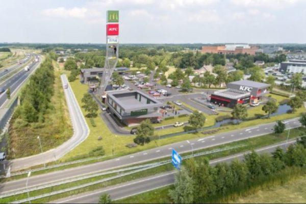 Nieuwbouw Foodcourt Uden