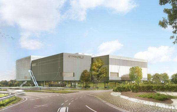 Nieuwbouw Gymworld Te Zoetermeer