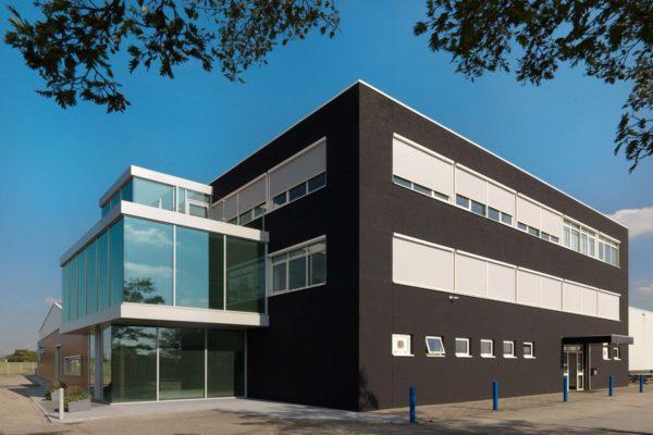 Nieuwbouw Bedrijfsruimte Holland Shipyards Real Estate B.V.