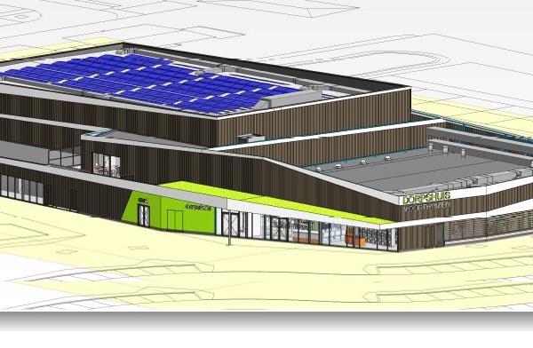 Nieuwbouw Dorpshuis Met Sportcentrum Te Voorthuizen