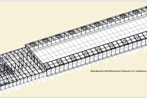 Nieuwbouw Bedrijfsruimte Helmond Te Culemborg