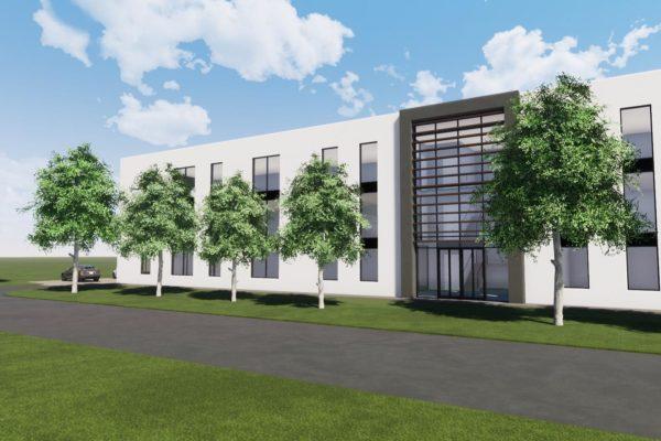 Nieuwbouw Bedrijfsgebouw Prodenka Te Pijnacker