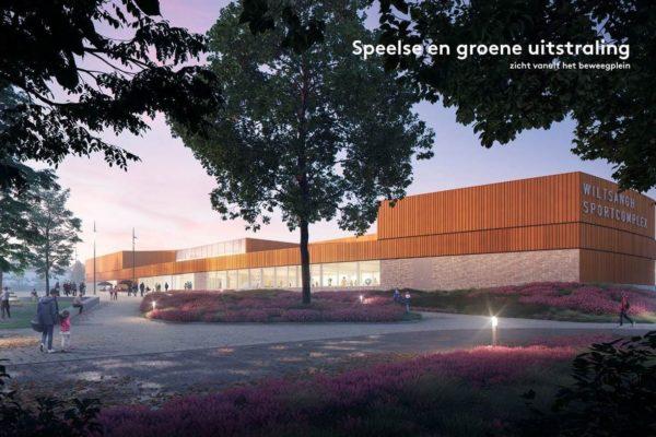 Sportcomplex Wiltsang Te Nunspeet